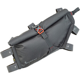 Acepac Roll Frame Bag L, grey